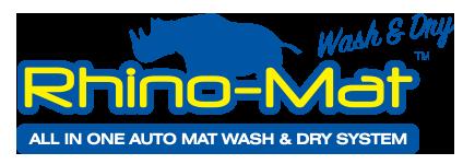 RHINO-MAT WASH & DRY